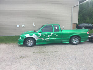 1994 Show Truck With 350 SS