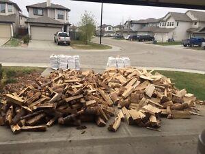 XXL Bags of Spruce Firewood-$25-West Edmonton P/U