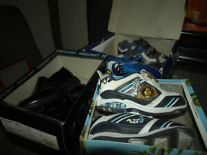 3 PAIR CHILDRENS SHOES SIZE 11 & 12
