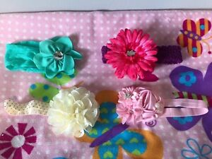 Infant headbands