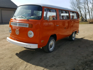 WANTED - OLD VWs - buses, bugs, vanagons, Westfalia campers, van