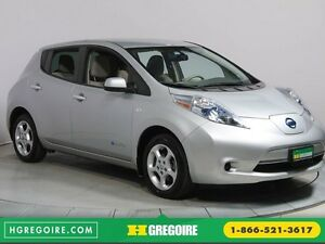 2012 Nissan Leaf SL BLUETOOTH NAVIGATION MAGS