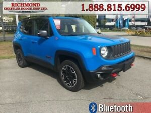 2015 Jeep Renegade Trailhawk  - Bluetooth