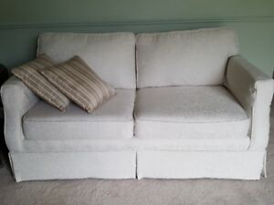 Quality Sofa + Loveseat in Great Clean Condition