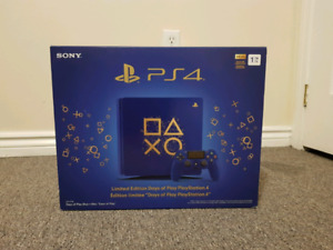 PS4 Jailbreak 1TB Limited Edition brand new