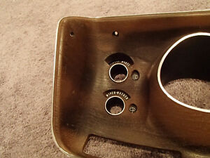 1971 to 1974 Instrument Rallye Dash Bezel Plymouth Dodge Sarnia Sarnia Area image 4