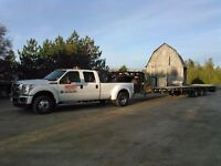 Equipment and Freight trucking services