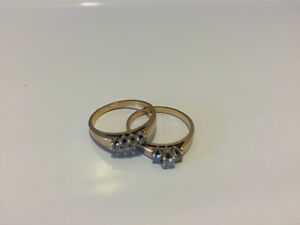 Wedding and Engagement Rings - Size 7 (17.3mm)