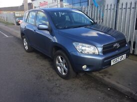 TOYOTA RAV4 2.0 D4D XT4 LEATHER 2008 57
