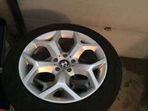 Never Used BMW X5/X6 Rims with FREE Winter Tires
