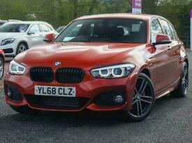image for 2018 BMW 1 Series 118d M Sport Shadow Ed 5dr Step Auto Hatchback Diesel Automati