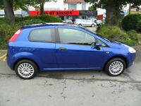 FIAT GRANDE PUNTO 1.4 8v 2009 COMPLETE WITH M.O.T HPI CLEAR INC WARRANTY
