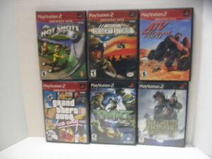 jeux playstation 2.