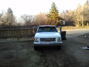 1998 GMC 3500 dually