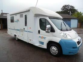 Peugeot BOXER 335 LWB PILOTE REFERENCE FIXED BED MOTORHOME FOR SALE