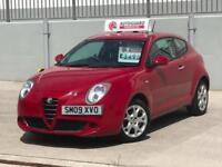 Alfa Romeo MiTo 1.4 16V 2010MY Turismo
