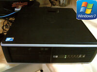 HP Compaq 6000 Pro SFF PC Desktop System for only $150. Runs awe