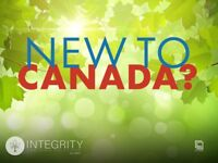 New To Canada ? Looking for a MORTGAGE?