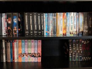 Plusieurs séries TV à vendre