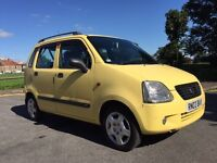 2003 SUZUKI WAGON R AUTOMATIC 1 OWNER NEW MOT!!