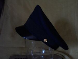 Russian Marine Captain Hat/Heartbeat Thrift Store/BayView Mall