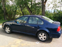 Moving to China, Need to Sell 2002 Volkswagen Jetta Sedan