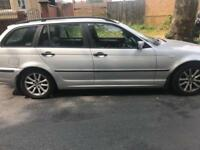 2004 53 BMW 320 2.0 TD SE TOURING ESTATE MOTED LOVELY CON AND DRIVE PX SWAPS