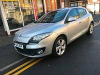 Renault Megane 1.5dCi ( 110bhp ) ECO ( s/s ) 2012MY Dynamique Tom Tom