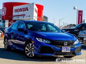 2017 Honda Civic LX - NO ACCIDENTS|1OWNER|HEATED FRT SEATS|