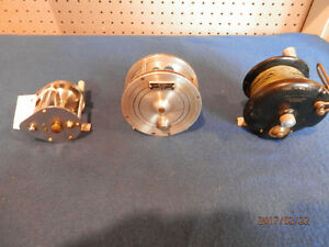 "Vintage Coates Aircraft 3 1/2"" fly reel in Excellent condition"