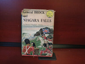GENERAL BROCK AND NIAGARA FALLS Landmark World Series No. W-28 H