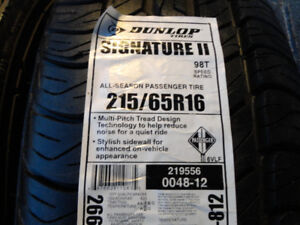 Brand New Tires---Dunlop--- Made In USA