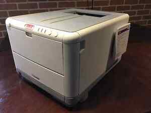 OKI Data C3400 Color Laser Printer