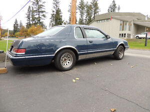 1986 Ford Thunderbird Coupe (2 door)