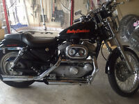Parts / Accessories for 1999 Sportster 883 Wanted