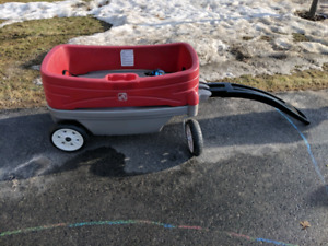 Little tykes step 2 wagon