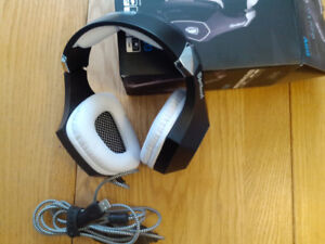 SADES A60 Gaming Headset - in original packaging and never used