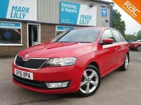 2015 Skoda Rapid Spaceback 1.2 TSI ( 86ps ) Spaceback SMALL ESTATE CAR LOW MILES
