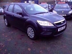 FORD FOCUS 1.6 STYLE 5 DOOR 2010 / 1 OWNER / SERVICE HISTORY / HPI CLEAR