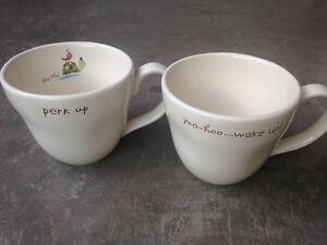 Fun Coffee/Tea Cup Set