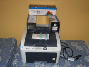 Lazer Colour Printer