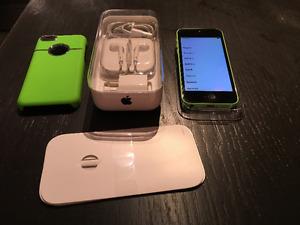Apple iphone 5c 16gb Vert - Sans Contrat -