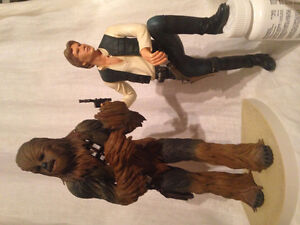 Starwars Collectible Figurines