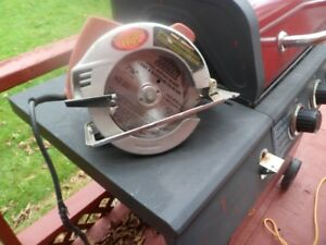 CIRCULAR SAW WITH BRAND NEW BLADE