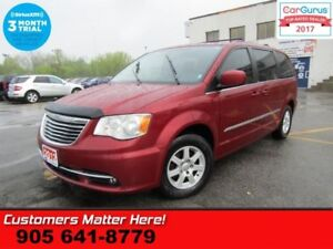 2012 Chrysler Town  Country Touring  POWER LIFTGATE, DUAL POWER