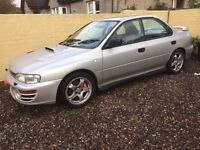 Subaru Impreza uk turbo track car / sale / swap/ offers