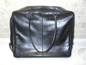 Leather Briefcase - Banana Republic