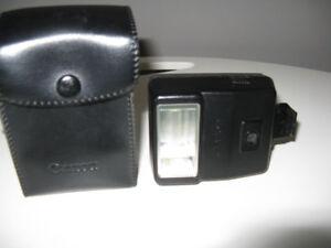 Canon Speedlite 155A flash for Canon AE-1 & A-1
