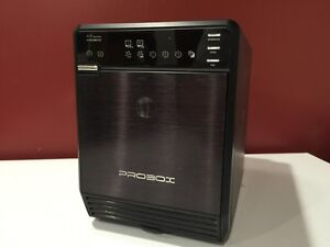 Mediasonic Probox 4 bay external enclosure esata or USB 3.0 London Ontario image 1
