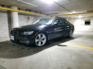 2007 BMW 335i. CERT/ETEST. 6 SPEED. ONLY 92000KM.